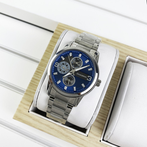 Guardo 011944-1 Silver-Blue