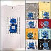 Батальная женская футболка с духами 50-60 (в расцветках), фото 2