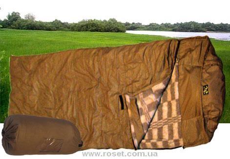 Спальный мешок - одеяло спальное из верблюжьей шерсти