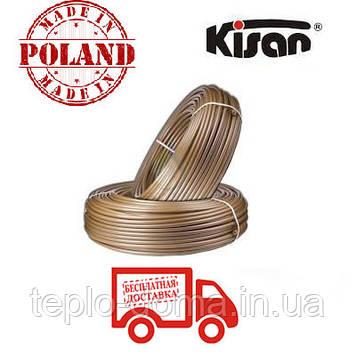 Труба для теплої підлоги KISAN PEX-A 16*2 (Польща)Бухта 100м