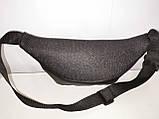 (маленький)Новый сумка на пояс nike искусств кожа Унисекс женский и мужские пояс Бананка городской спорт опт, фото 5