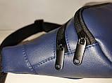 (маленький)Новый сумка на пояс nike искусств кожа Унисекс женский и мужские пояс Бананка городской спорт опт, фото 8