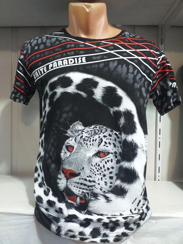 фото футболка мужская