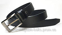 Чоловічий ремінь шкіряний Fs.Style 351gl375 чорний