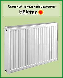 Стальной радиатор Heattec 22k 500*500 бок.подкл.