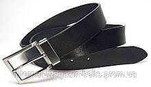 Чоловічий ремінь шкіряний Fs.Style 352it75 чорний