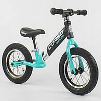 Детский беговел велобег Corso 88671 12 дюймов, надувные колеса