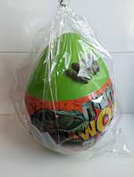 Детский игровой набор для творчества яйцо Динозавра Danko Toys Dino WOW Box 35 см