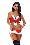 Сексуальний костюм снігуроньки, фото 4