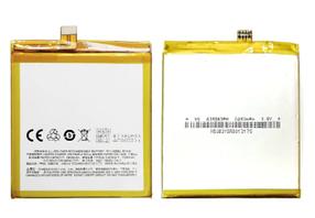Аккумулятор (Батарея) для Meizu M2 Mini M578H BT43C (2450 mAh) Оригинал