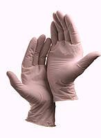 Перчатки медицинские латексные нестерильные Vogt Medical, опудренные S, Нетекстурированные