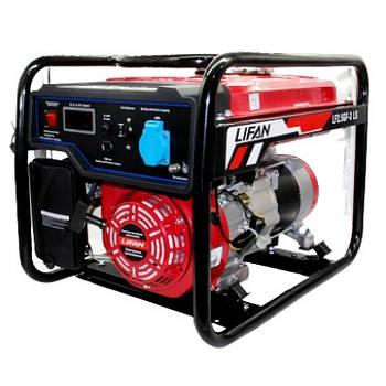 Генератор газ / бензин LIFAN LF2.5GF-3LS