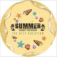 Пляжний килимок/покривало Summer ( 150 см) FL 263