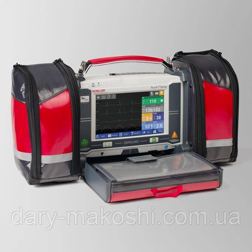 """Монитор и дефибриллятор для неотложной помощи с сенсорным экраном """"DEFIGARD Touch 7"""""""