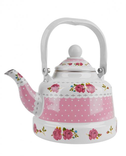 Чайник UNIQUE UN-2303 емальований 1,1 л