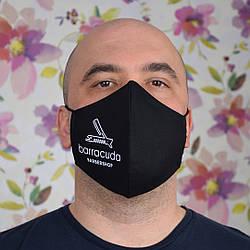 Защитная маска с логотипом