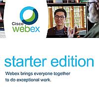 Зручна відеоконференцзв'язок Cisco Webex версія для початківців