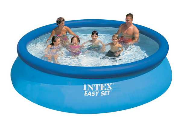 Надувной бассейн intex 28130