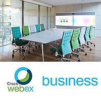 Зручна відеоконференцзв'язок Cisco Webex версія БІЗНЕС