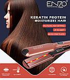 Утюжок для вирівнювання волосся ENZO EN-3851 c LED дисплеєм, фото 6