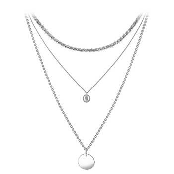 Ожерелья из Серебра