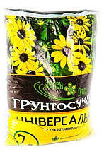 Субстрат Зеленый дар Универсал 7 л, Киссон, Украина