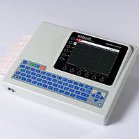 """Простой, удобный, современный 6-ти канальный кардиограф """"CARDIOVIT AT-102 G2"""""""