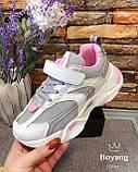 Кроссовки  для девочек, девушек или женщин Boyang 9041K. 33-38 размеры., фото 2