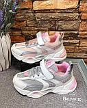 Кроссовки  для девочек, девушек или женщин Boyang 9041K. 33-38 размеры., фото 3