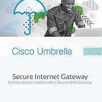 Cisco Umbrella: Essentials pack Secure Internet Gateway (SIG)