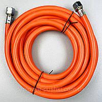 """Газовый шланг 5м MASTER BLP27 BLP33 BLP53 BLP73 гайка 3/8""""-3/8"""" для газовой пушки"""