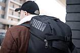 Сумка-рюкзак спортивний чоловіча PUMA Transporter BiVi-05, фото 7