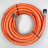 """Газовий шланг 5м MASTER BLP15 BLP17 гайка 1/4""""-3/8"""" для газової гармати"""