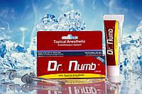 "Крем - анестетик ""Dr.Numb"" (Доктор Намб) 30g. лидокаин 5%, прилокаин 5% и эпинефрин 0,1%."