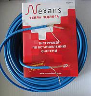 Одножильный нагревательный кабель для теплого пола Nexans TXLP/1 1250 (7,4 м² - 11 м²), фото 1