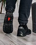 Мужские демисезонные кроссовки на протекторной подошве (KZ-15), фото 5
