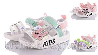 Яркие босоножки для девочки  Bbt  р 21-26 (код 5662-00)