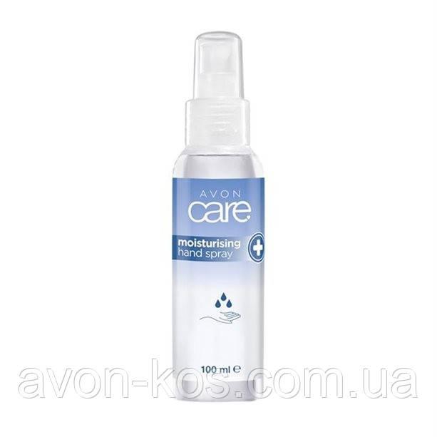 Увлажняющий спрей для рук, с антибактериальным действием «Защита и увлажнение»,  100 мл