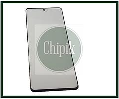 Скло для переклеювання дисплея Samsung A725, Galaxy A72 2021, з OCA плівкою, чорне
