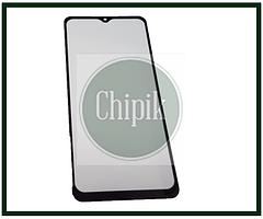 Скло для переклеювання дисплея Samsung A325, Galaxy A32 2021, з OCA плівкою, чорне