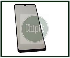 Скло для переклеювання дисплея Samsung A125, M125, Galaxy A12 2021, M12 2021, з OCA плівкою, Чорне