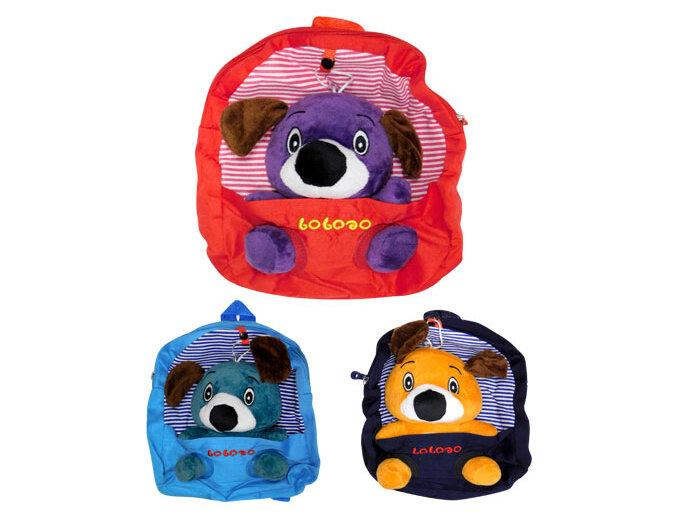 Рюкзак детский мягкий с игрушкой Коала 2033