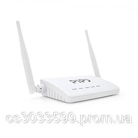Бездротовий Wi-Fi Router PiPo PP323 300MBPS з двома антенами 2 * 3dbi, Box