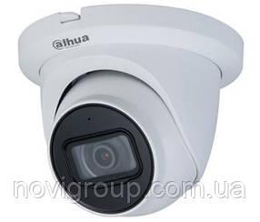 8МП купольна зі звуком відеокамера і SD картою DH-IPC-HDW2831TMP-AS-S2 (2.8мм)