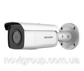 4 Мп ІК IP-відеокамера Hikvision з Micro SD DS-2CD2T46G2-4I (4 ММ)