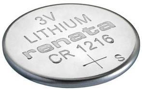 Батарейка CR1216 Renata