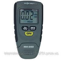 Цифровой измеритель толщины краски Richmeters RM660 (FDJFDKF78DHF)