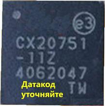 Звуковий Кодек (HD-Audio codec) CX20751-11z, Conexant