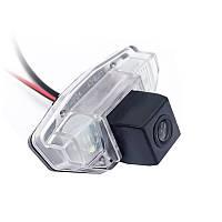 Автомобильная штатная камера заднего вида Lesko для марок Honda Fit, CRV, Odyssey, Geshitu (6485-22384)