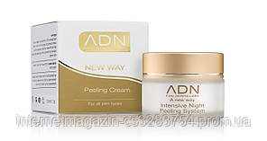 Нічний крем-пілінг ADN Night peeling cream 50 мл